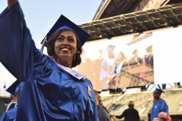 Seattle Colleges Commencement 2018