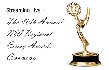 NW Regional Emmys Streamed Live!